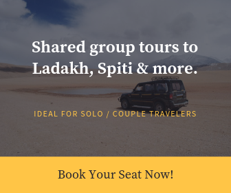 Book your Ladakh and Spiti tours on discount