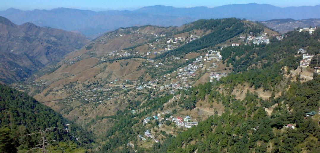 Chail-Kufri-Shimla to Delhi | Devil's First Trip