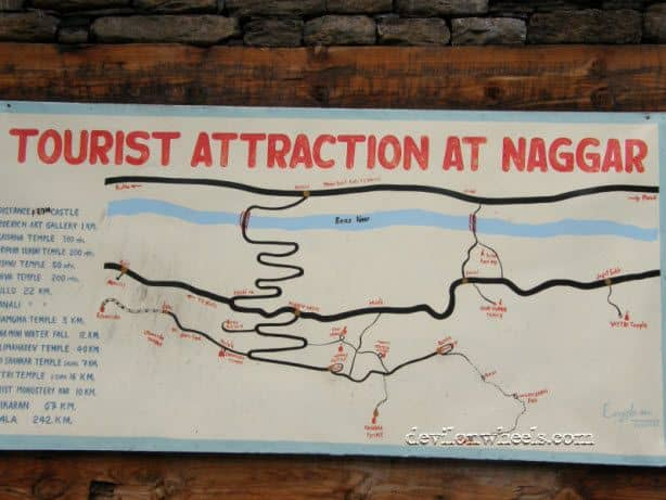 Tourist Attractions near Naggar