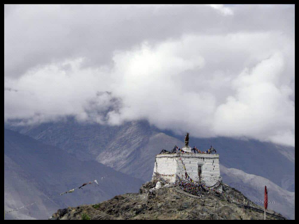 Itinerary for My Ladakh Trip in April – 2012