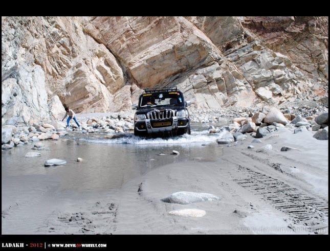 Ladakh 2012 | Nubra - Shyok - Pangong Tso Route