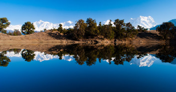 Reflections in Deoria Tal | Revisiting Uttarakhand