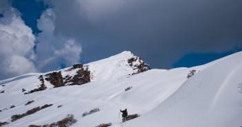 Snow Trek to Tungnath, Climbing Up | Revisiting Uttarakhand