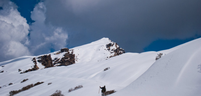 Snow Trek to Tungnath, Climbing Up | Revisiting Uttarakhand