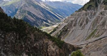 Srinagar – Leh Highway Status 2011