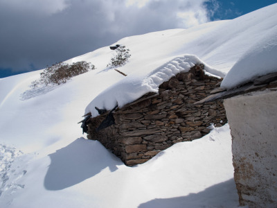 Snow Trek to Tungnath, Climbing Down | Revisiting Uttarakhand