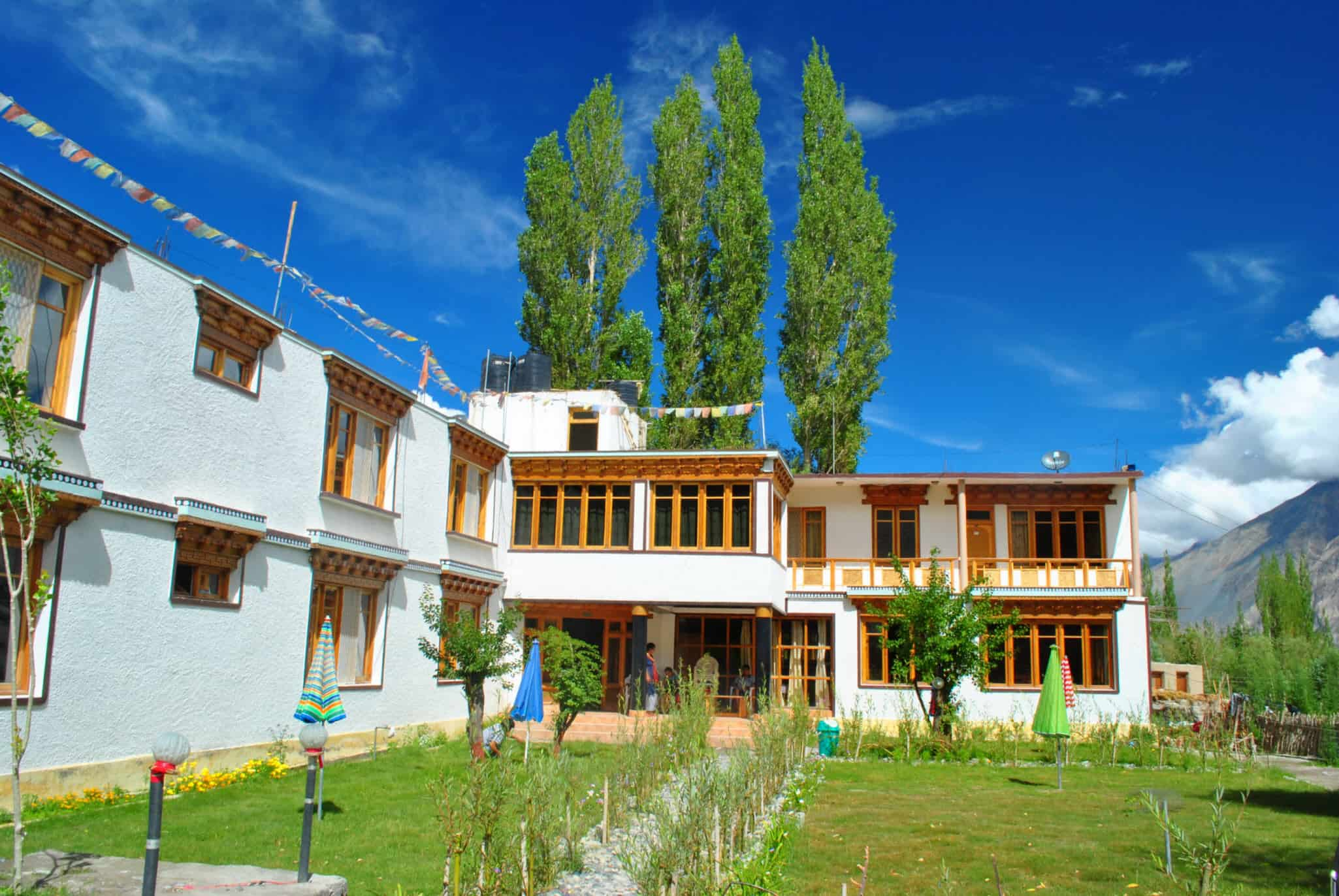 Beautiful place to stay in Nubra Valley
