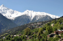 Beautiful view of Kalpa