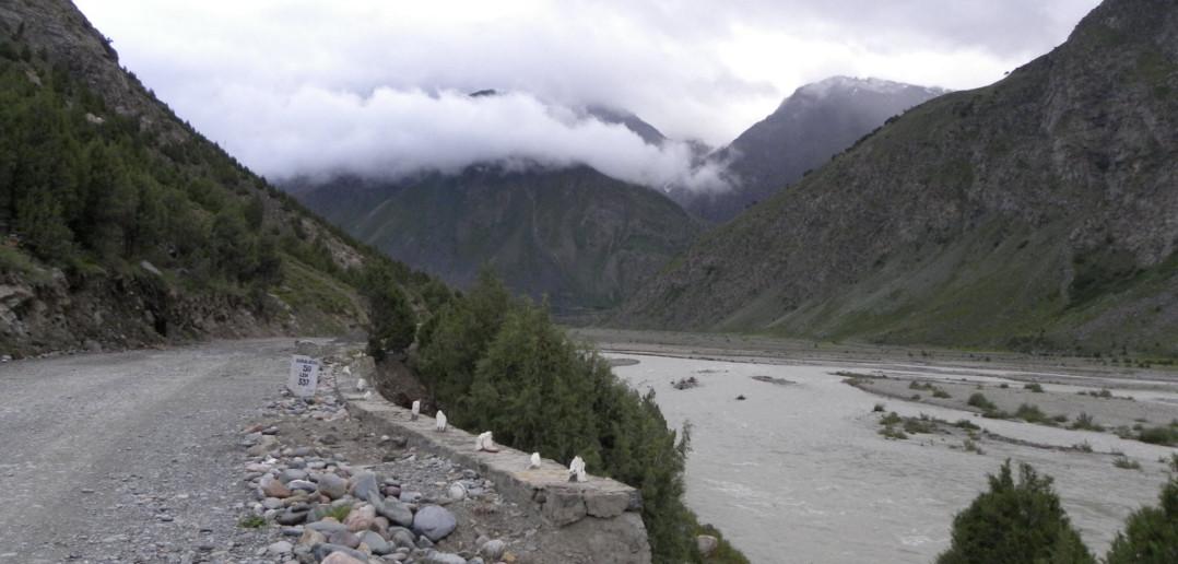 Jispa - A beautiful place in Lahaul Valley