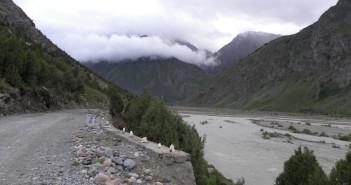 Jispa - A beautiful place in Lahaul Valley