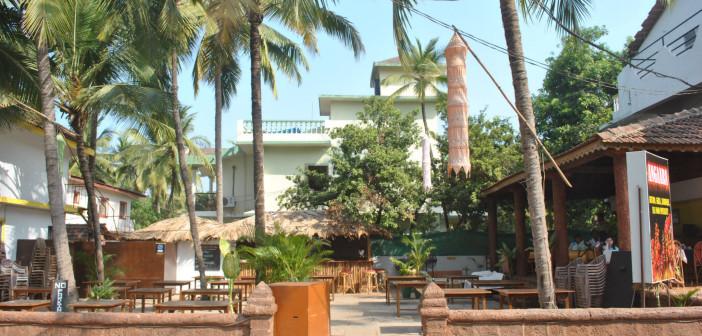 Ezue Bia Guest House, Candolim Beach, Goa   Hotel Review