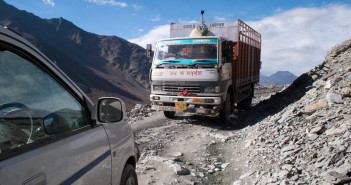 Manali-Leh Highway Closed for 2011