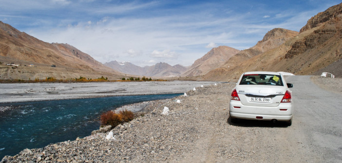 Spiti Valley Sprint | A Scenic Drive from Mud Village to Kaza