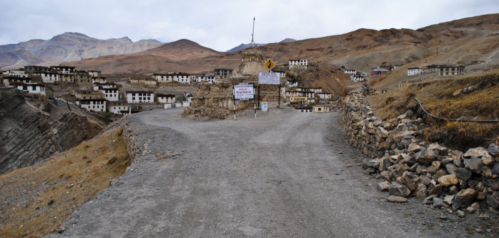 Spiti Valley Sprint | Ki – Kibber, The High Altitude Villages of Spiti Valley