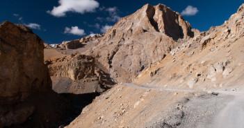 Manali – Leh Highway Status 2012