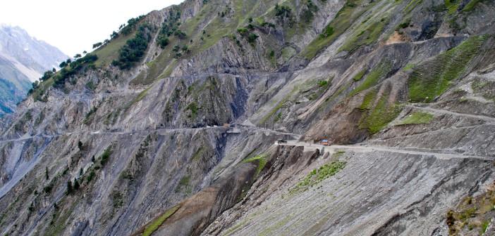 Srinagar Leh Highway Status 2018