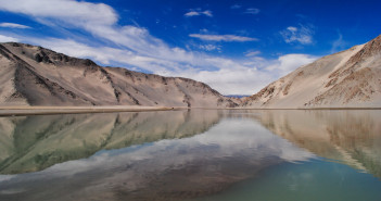 Remoteness of Changthang | Ladakh 2012