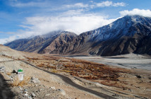 Adventures of Nubra to Pangong Tso Route