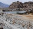 Sacred Yarab Tso Lake at Panamik – Nubra Valley | Ladakh – 2012