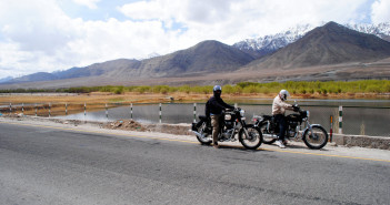My Maiden Bike Ride – Sham Valley | Ladakh – 2012