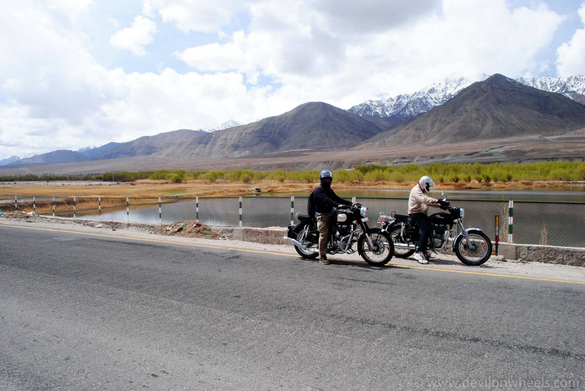 My Maiden Bike Ride to Ladakh