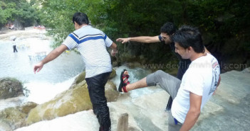 Friends, Fun and Waterfalls   Alive is Awesome