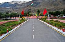 Greenscapes on Srinagar Kargil Highway | Zanskar 2012