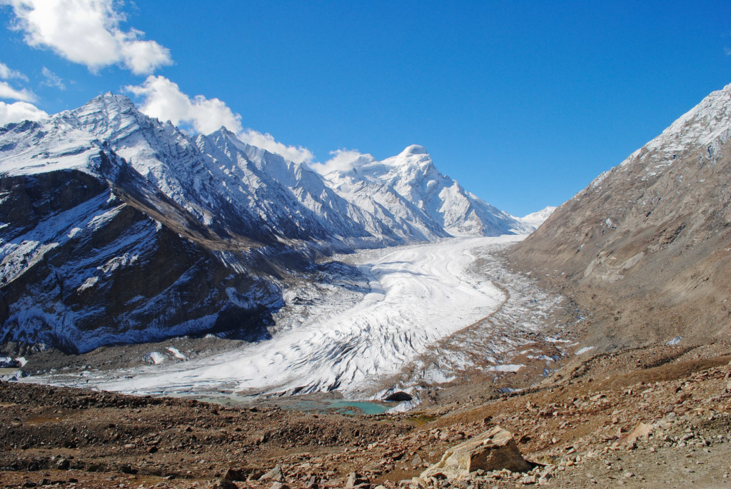 A Sprint from Rangdum to Padum | Zanskar 2012