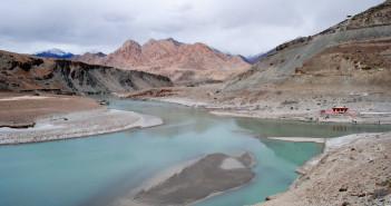 Sham Valley Ladakh - Indus - Zanskar Confluence