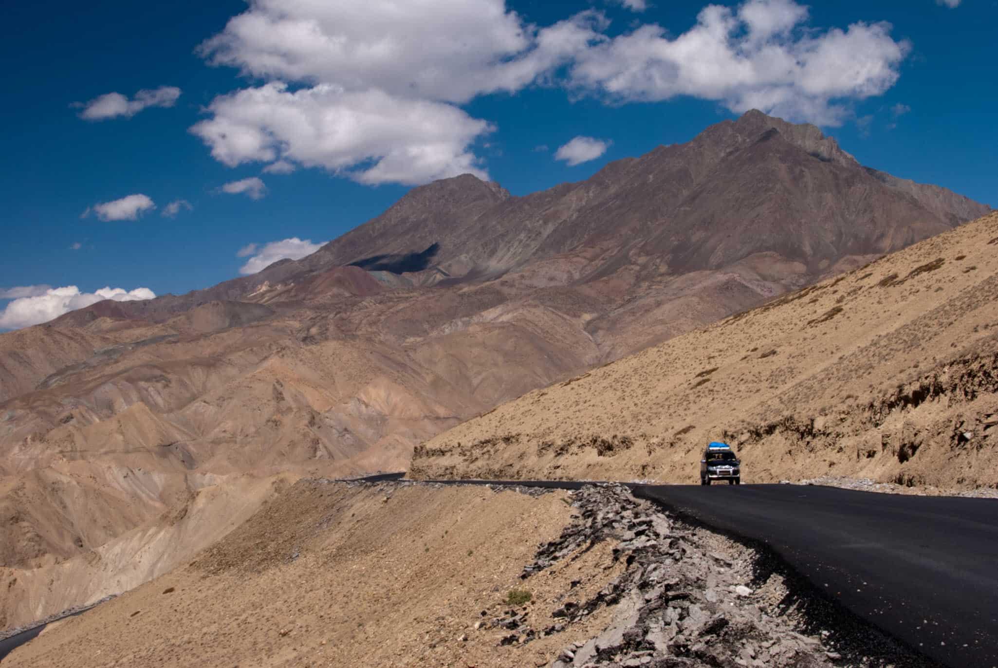 Landscapes of Srinagar Leh Highway