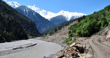 Delhi – Kinnaur – Spiti Valley Road Conditions 2013