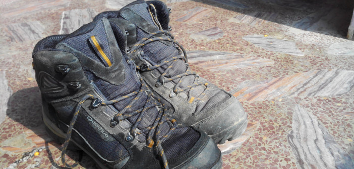 Review | Quechua Forclaz 500 Ventiv Shoes