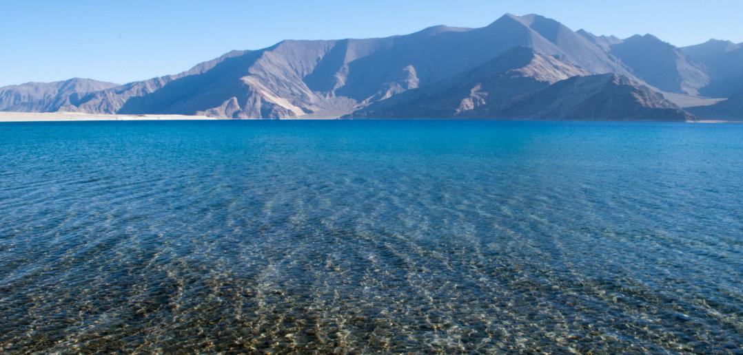 Pangong Tso - The Hues of Pristine Water