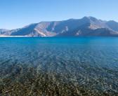 An environmental relief for Pangong Lake?