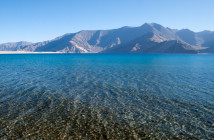 Pangong Tso - The Hues of Pristine Water