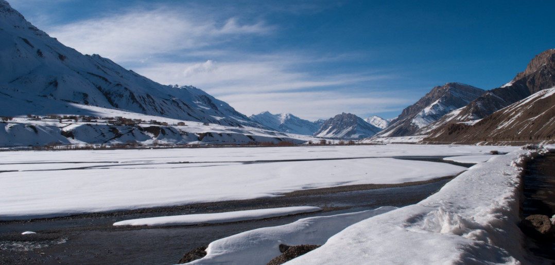 White Spiti Valley in March – Itinerary, Road Conditions & Updates