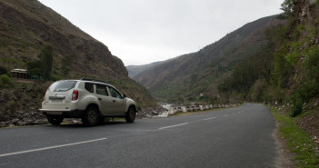 The Easy Drive of NH-22 – Snow White Spiti
