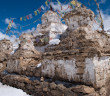 Freezing Kibber Village – Snow White Spiti