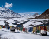 Freezing Drive around Kaza – Snow White Spiti