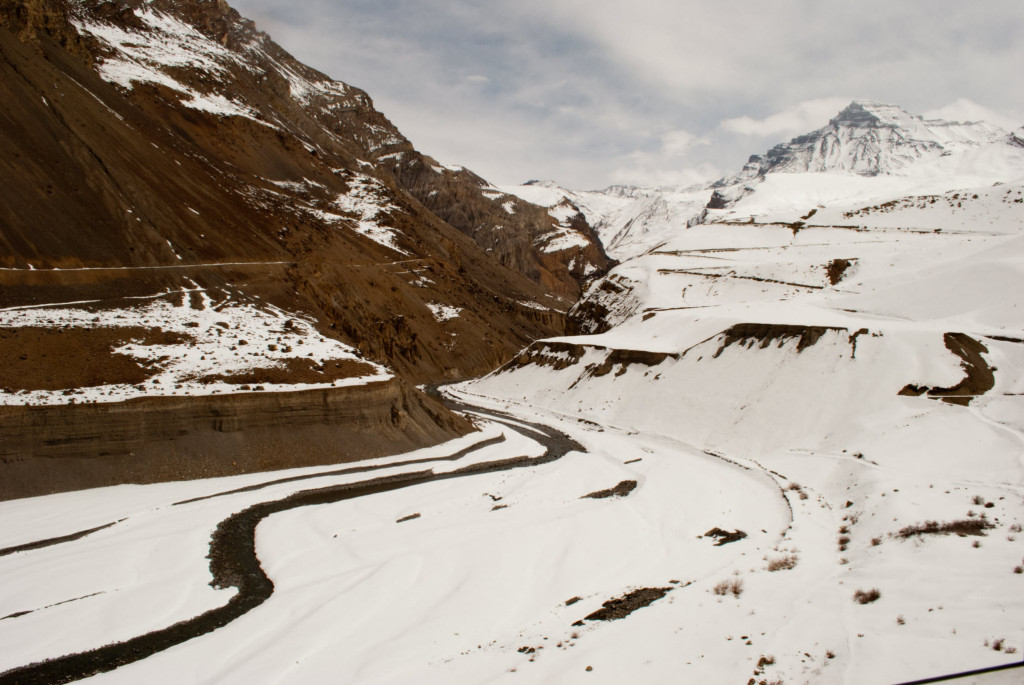Freezing Lhalung Village – Snow White Spiti