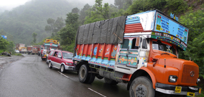 Ladakh Journey   Crawling Drive from Delhi to Manali