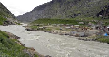 Ladakh Journey   Rohtang Pass to Keylong Run