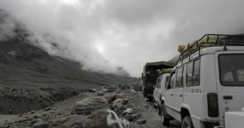 Manali – Leh Highway Opens via Alternate Route