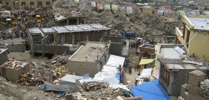 Leh – Ladakh Flood | More Relief Material Reach Victims