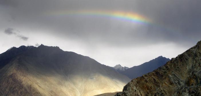 Ladakh Journey | Entrance to Heaven, Nubra Valley