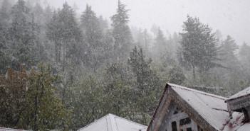 Snowfall at Manali, Rohtang, Kashmir, Shimla on New Year 2011