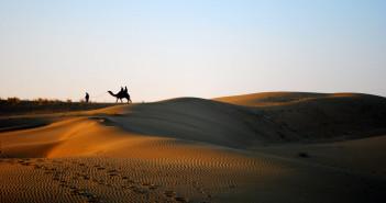 Royale Rajasthan | Silky Sand Dunes, Sam in Thar Desert