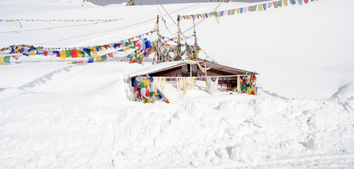 Leh – Ladakh in Winters   Most Common Itinerary