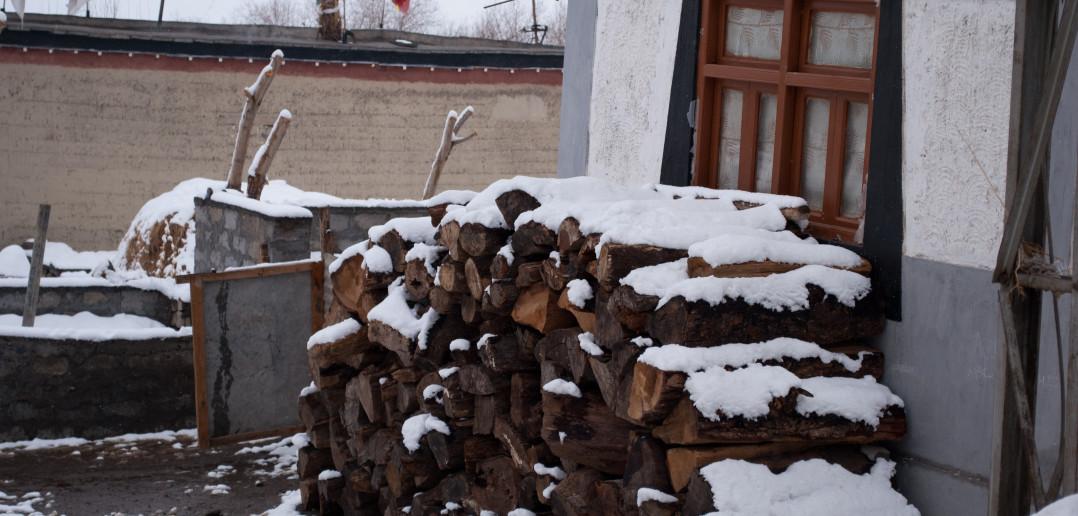 Frozen & Locked in Kaza – Snow White Spiti