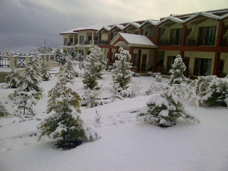 Chaukori - Munsiyari, a place to enjoy Snowfall in Uttarakhand